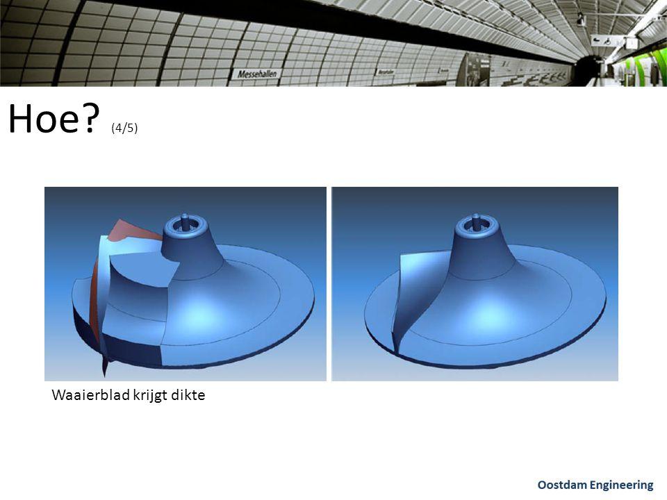 Hoe? (5/5) Ontwerp (CAD)