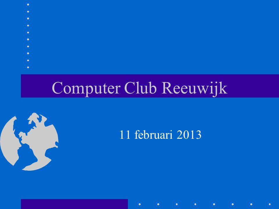 Agenda Nieuwtjes ICT nieuws Foto slide show Internet Vragen