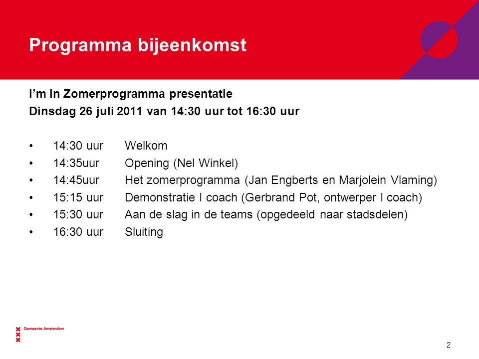 OPENING Nel Winkel