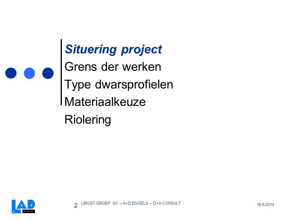 18-9-2014 3 Situering Project