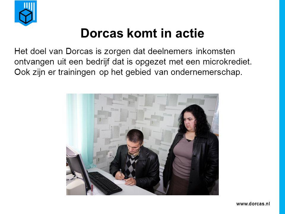 www.dorcas.nl Helpt u mee.