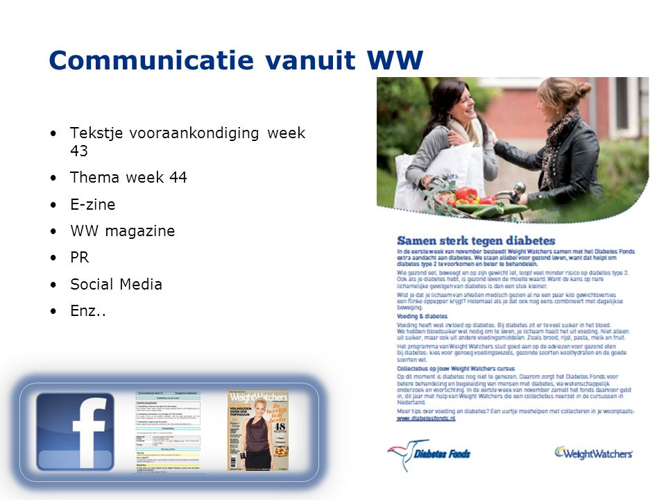 Communicatie van DF CollecteBuzz Dialoog E-Dialoog PR Website