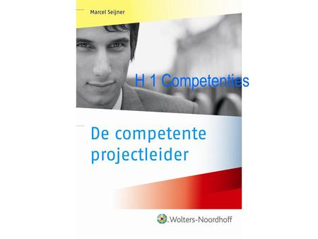 H 1 Competenties.