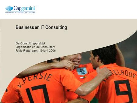 Business en IT Consulting