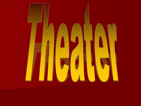 Inhoud Welke vormen zijn theater? Welke vormen zijn theater? Wat is theater? Wat is theater? Beknopte theatergeschiedenis Beknopte theatergeschiedenis.