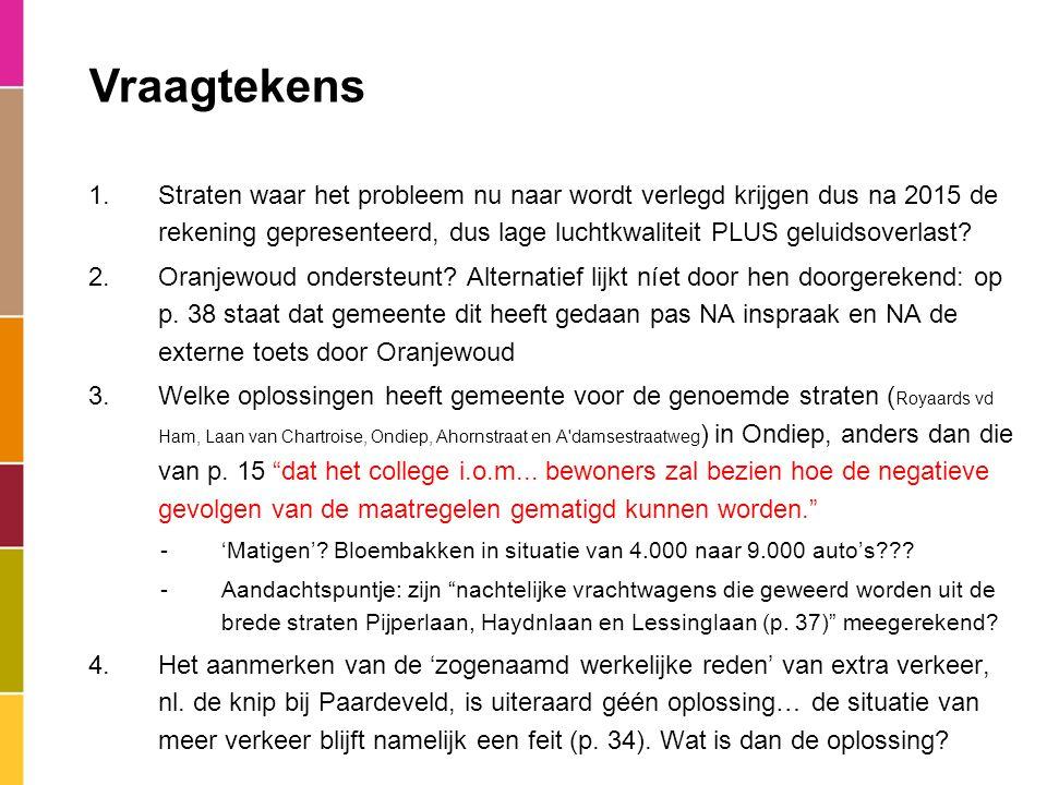 Spoor 6: Utrecht: aantrekkelijke stad voor bedrijven en consumenten –is GEEN oplossingsrichting… maar een nieuw DOEL Spoor 4: mobiliteitsmanagement en gedrag –gaan weinig bedrijven in investeren: eerst hoofd boven water houden in economisch slechte tijd.