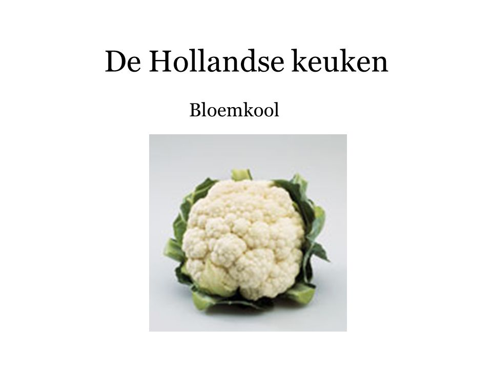 De Hollandse keuken Hutspot [Hutsepot = Vlaams]