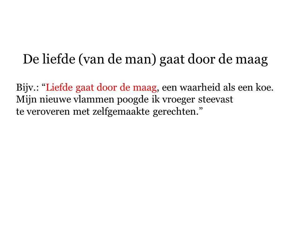 Van Kooten en De Bie Invloed op de Nederlandse taal Neologismen Bekende uitdrukkingen/woorden een nieuw leven ingeblazen