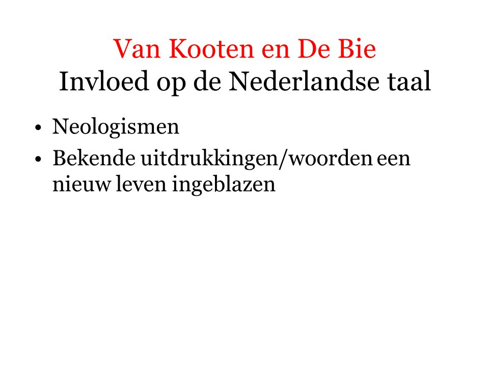 Van Kooten en De Bie Invloed op de Nederlandse taal stoned als een garnaal