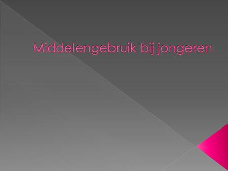  Sensibilisering  Het begin  De kerngroep  De enquête  Blackboard  Werving respondenten  Alcohol  Medicatie.