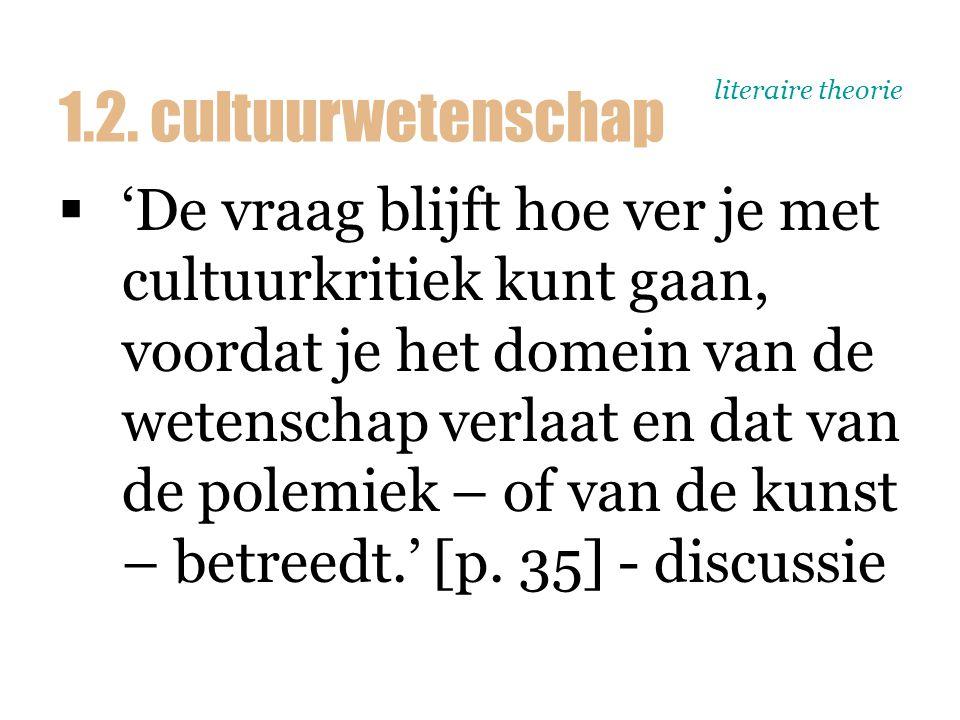 literaire theorie  Voorbeeld: Rees, C.J.van, K.D.