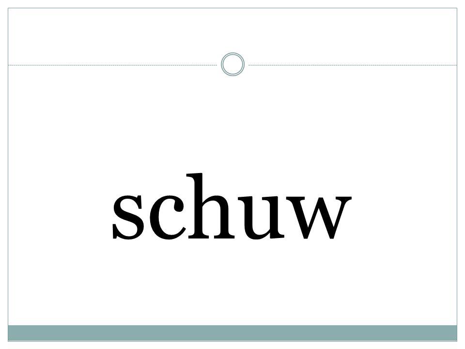 schuw