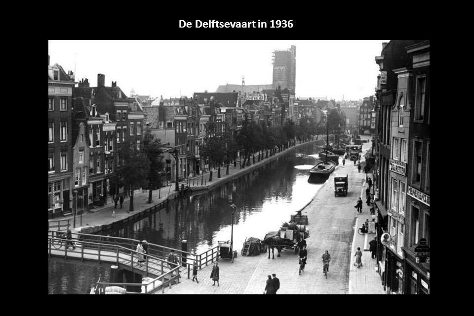 De Delftsevaart in 1936