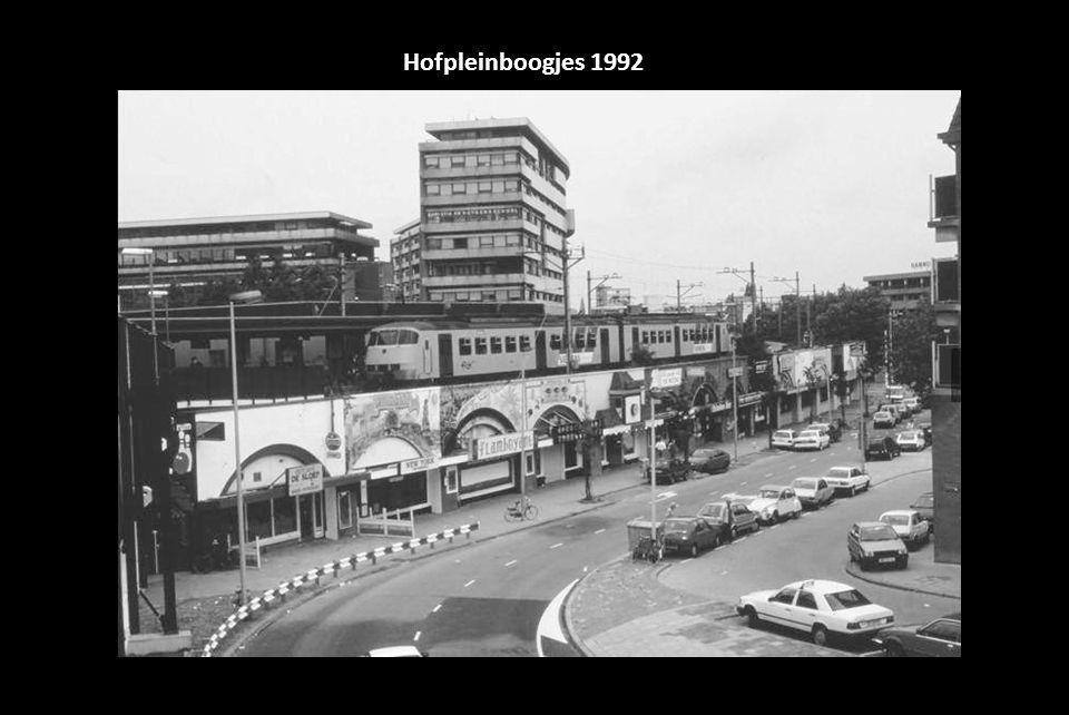 Hofpleinboogjes 1992