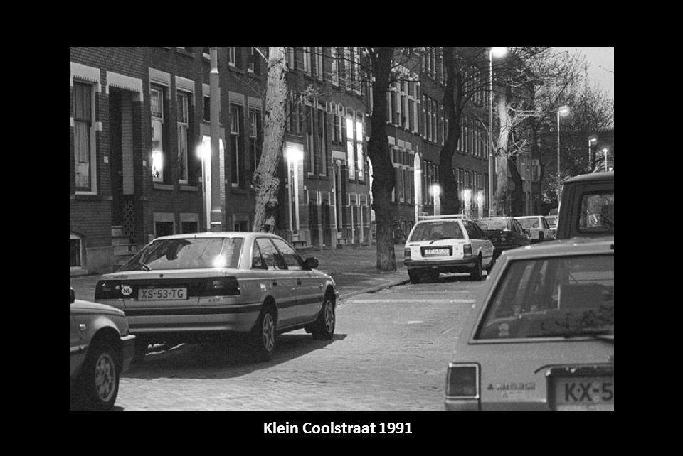 Klein Coolstraat 1991