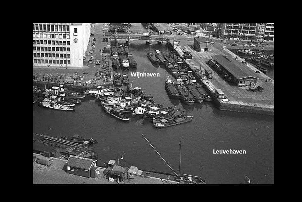 Leuvehaven Wijnhaven