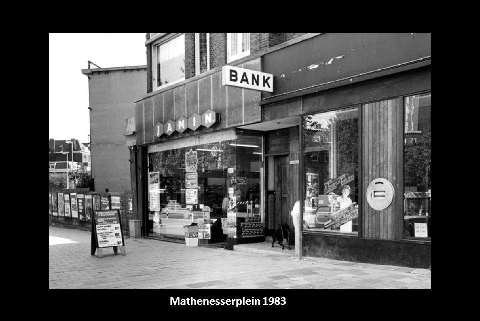 Mathenesserplein 1983