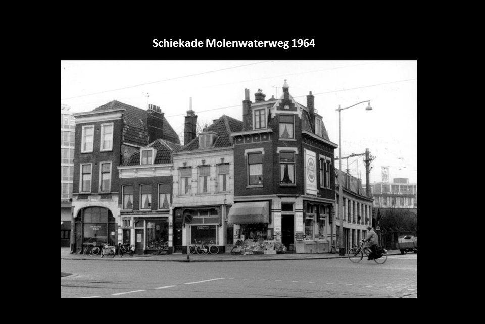 Schiekade Molenwaterweg 1964
