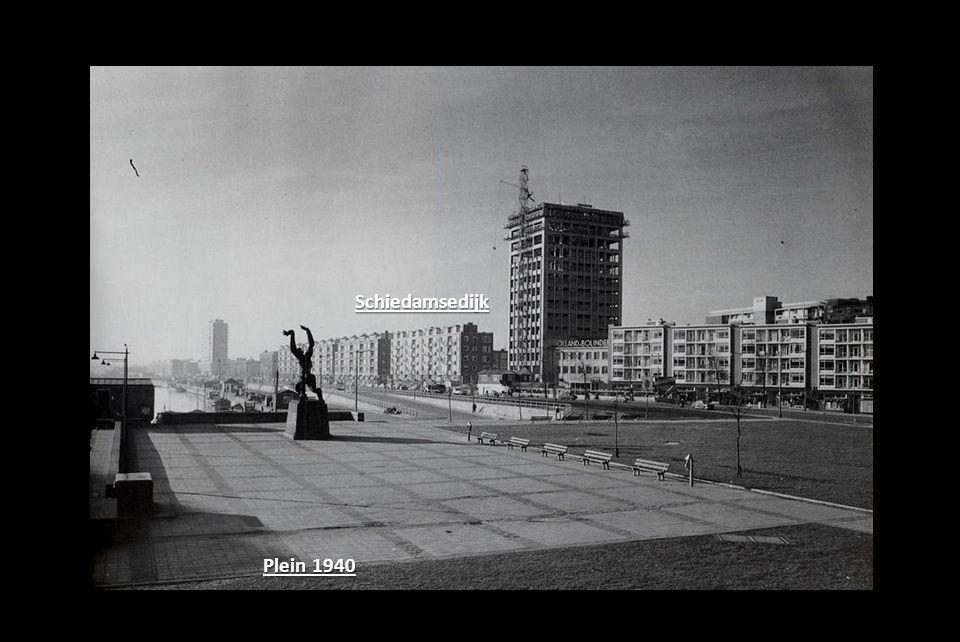 Plein 1940 Schiedamsedijk