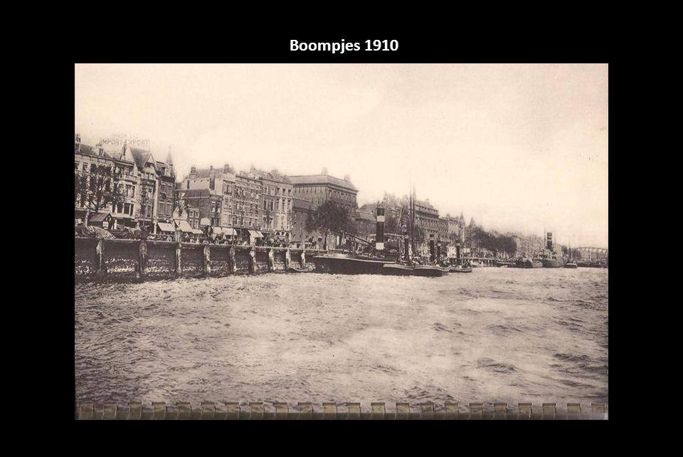 Boompjes 1910