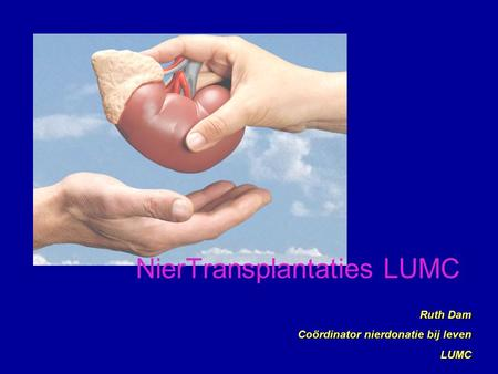 NierTransplantaties LUMC
