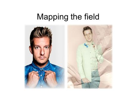 Mapping the field. ALEX KLAASEN Eigen website www.alexklaasen.nl Beginpagina is stijlvol en nodigt uit om verder te kijken op de site. Helaas is de inhoud.