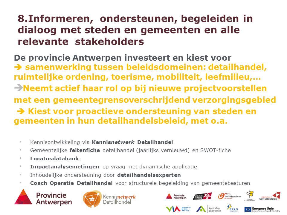 22 - 3/27/2015 Analyse onder de loep Detail-foto van de handel in provincie en Vlaanderen Willem De Laat, senior consultant Idea Consult