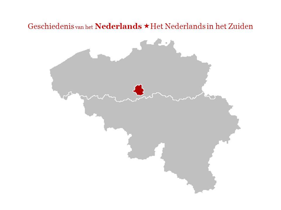 Brussel  In oorsprong een Nederlandstalige stad