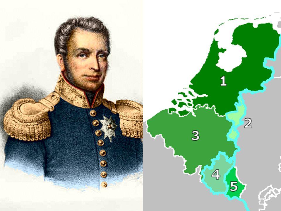 Geschiedenis van het Nederlands  Het Nederlands in het Zuiden Opmerking:  6.235.000 inwoners, die Frans, Duits, Fries en Nederlands spraken  Driekwart spreekt Nederlands:  2.314.000 in het Noorden  2.351.000 in Vlaanderen (toen nog + Zuid-Limburg) !
