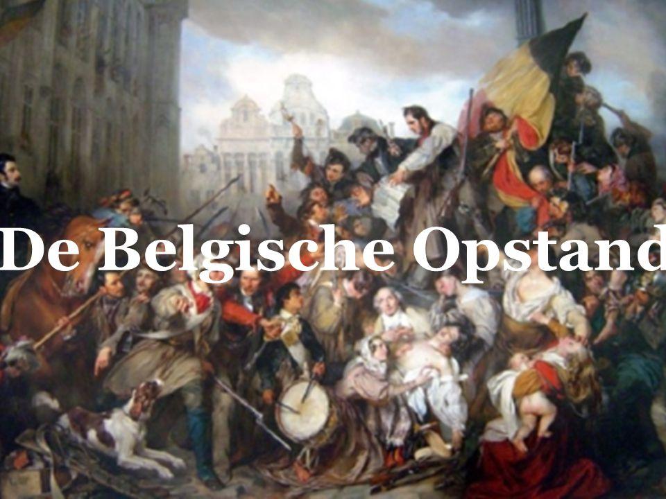 Geschiedenis van het Nederlands  Het Nederlands in het Zuiden Koninkrijk België Koninkrijk België 1830 -