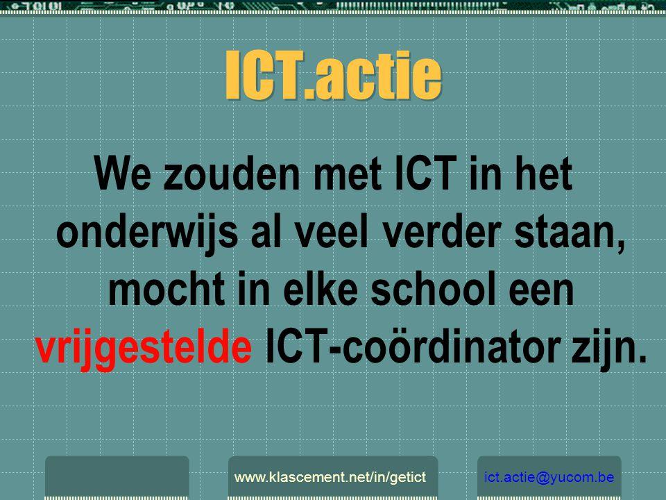 ICT Een ideaal sponsorplatform voor bedrijven aan scholen.