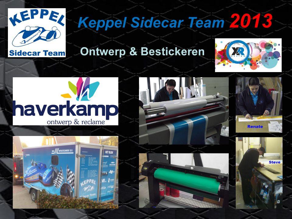 Keppel Sidecar Team 2013 Support