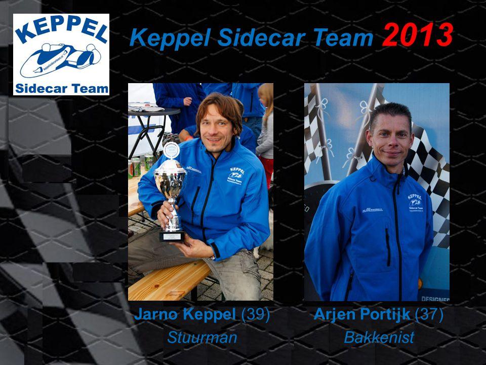 Keppel Sidecar Team 2013 Sponsoren:
