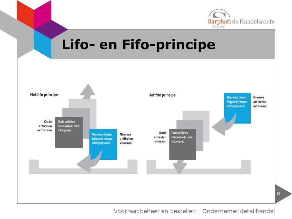9 Soorten voorraad Voorraadbeheer en bestellen | Ondernemer detailhandel