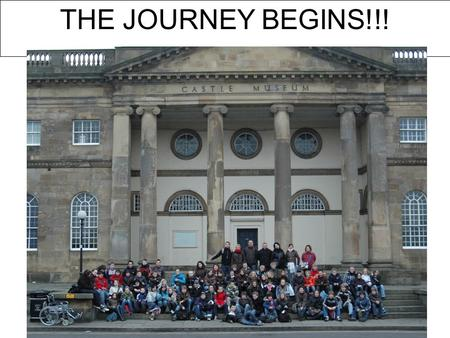 THE JOURNEY BEGINS!!!. Kennismaking ouders-mentoren 1 e klas THAVO en THAVO/TVWO 2012-2013.