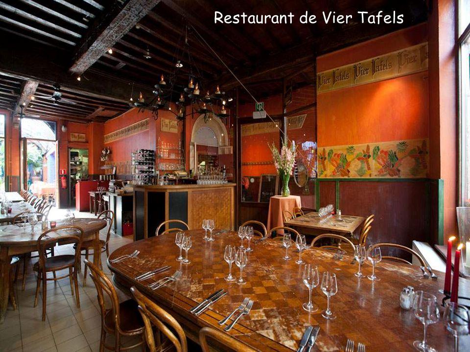 Restaurant de Vier Tafels