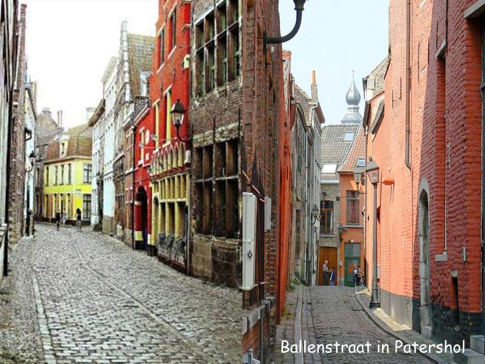 Ballenstraat in Patershol