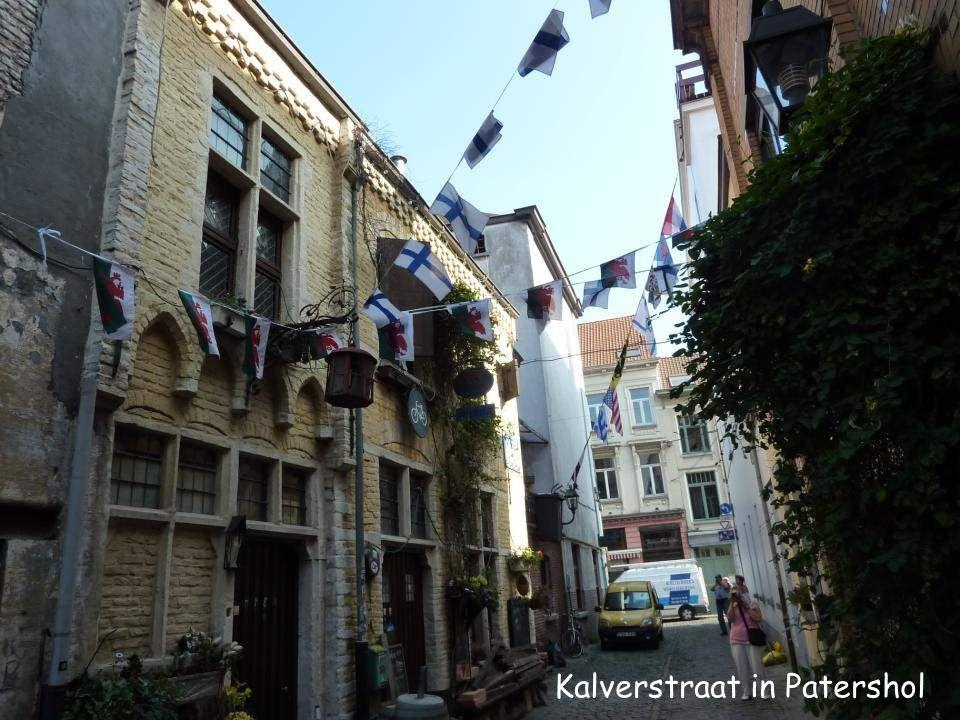 Kalverstraat in Patershol