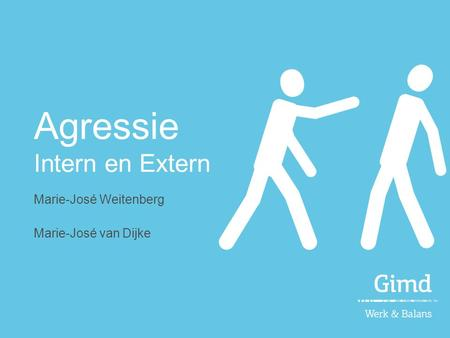 Agressie Intern en Extern