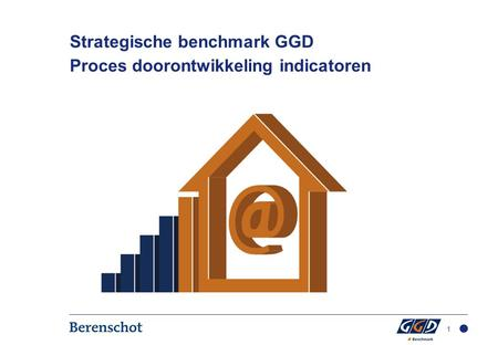 1 Strategische benchmark GGD Proces doorontwikkeling indicatoren.