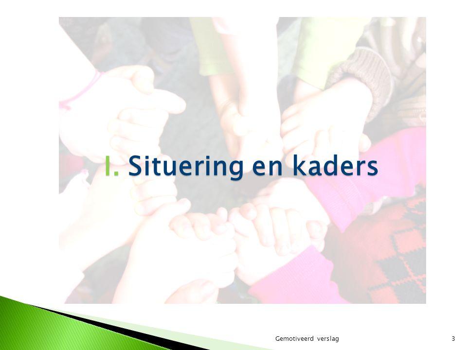  BaSO-werking vrij onderwijs regio Gent: ◦ BaSO-fiche ◦ BaSO-zorg: overdracht van zorg naar de secundaire school  Komt de fiche goed terecht.