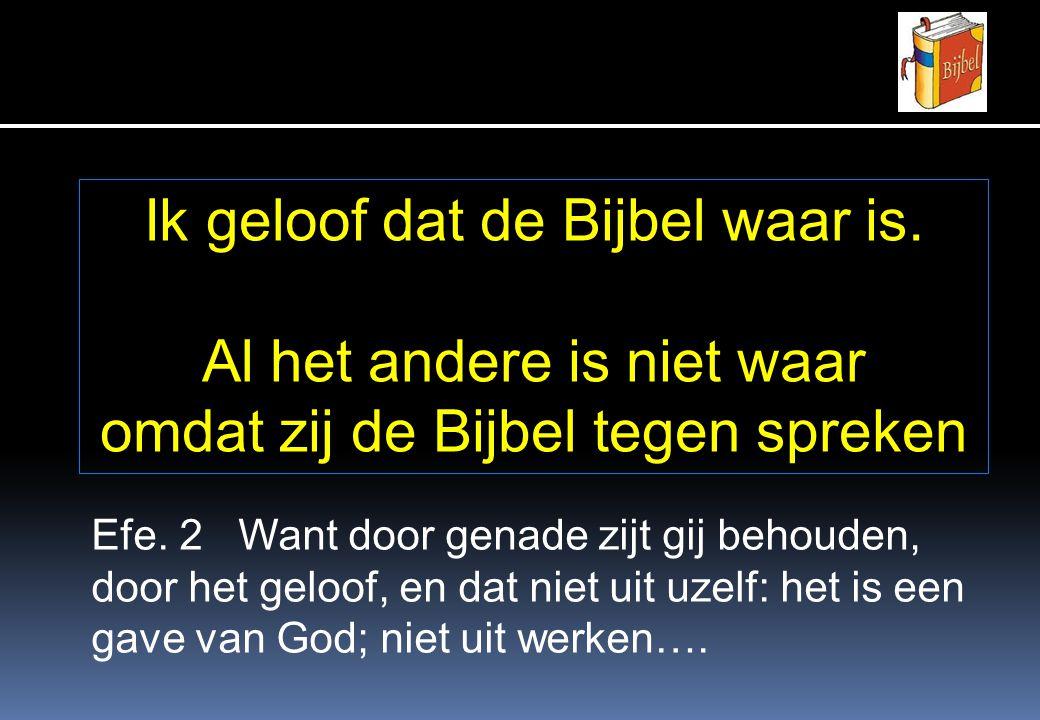 Wat voor bewijs wil je om de Bijbel te geloven www.youtube.com/watch?v=-dndtF3-ZMg