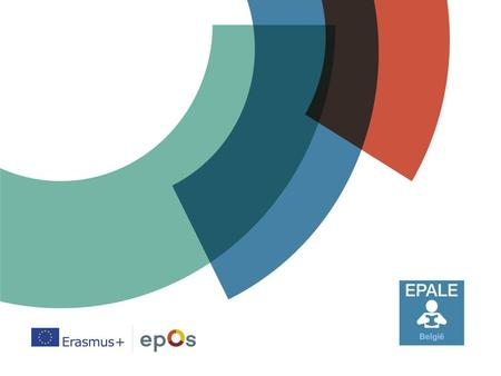 EPALE electronic platform for adult learning in Europe