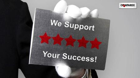 We Support Your Success!.