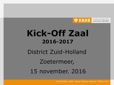 District Zuid-Holland
