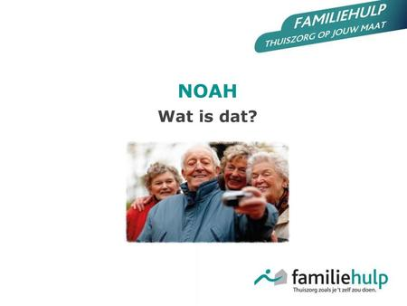 NOAH Wat is dat?.