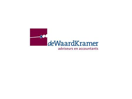 dWK Triple A - Administratie - Analyse - Actie - Module A dWK Factuurmanagement & Administratie Module A 2 + dWK Administratie & Rapportage Module A 3.