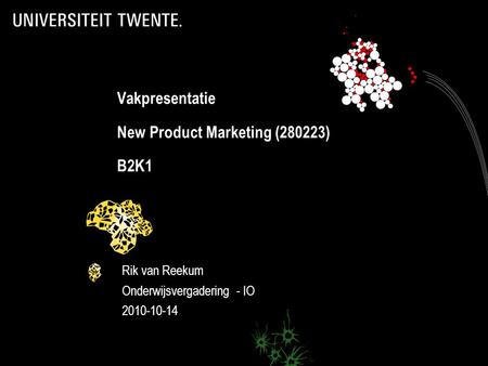 Vakpresentatie New Product Marketing (280223) B2K1