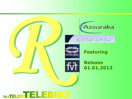 R R Featuring Release 01.01.2013 Featuring Release 01.01.2013.