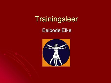 Trainingsleer Eelbode Elke. 100% % Capacity of Energy System 10 sec30 sec2 min5 min + Energy Transfer Systems and Exercise Aerobic Energy System Anaerobic.